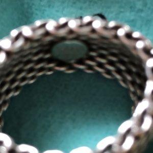 Tiffany & Co. Jewelry - Tiffany & Co. Authentic Mesh Ring